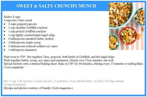 crunchy much